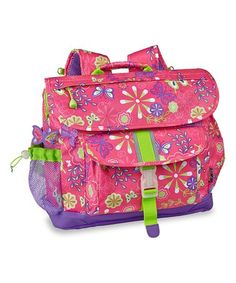 This Butterfly Garden Backpack is perfect! #zulilyfinds