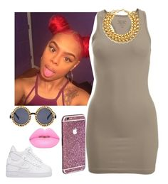 """""""✨"""" by newtrillvibes ❤ liked on Polyvore featuring A.V. Max"""