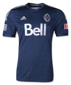 Vancouver Whitecaps  14 Away Jersey (XL) Soccer Kits e13cd01f7