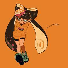 Splatoon Girl