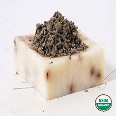 TOP PICK! This bar has a statement to make! Lavender of the Valley demands your total attention with its calming lavender scent.  It will put you in a state of comfort and total relaxation. When you're this bar's client, all of your stress is washed away. Case Closed! #organic #skincare #soap http://earthsenrichments.com/usda-certified-organic-body-bars/lavender-of-the-valley/