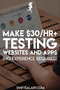 MAke Money Test Apps - Testing websites and apps is an awesome work at home opportunity. The pay is high and the work is easy, what more could you ask for? Check out these Getting Paid To Test Apps With AppCoiner Is As Simple As Ways To Earn Money, Earn Money From Home, Earn Money Online, Make Money Blogging, Online Jobs, Way To Make Money, Money Fast, Money Tips, Big Money