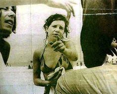 In Brazil, February 1970.