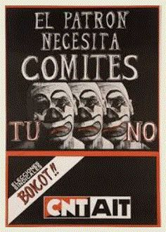 LA CNT PUERTO REAL DICE NO A LAS ELECCIONES SINDICALES | CNT Puerto Real