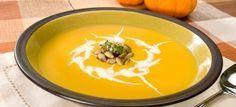 Soupe de potiron et pomme de terre - Recettes Cookeo