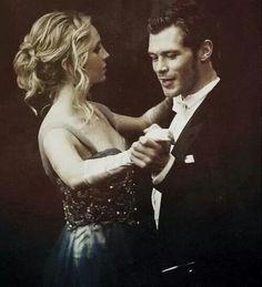 Caroline and Klaus!!