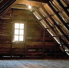 Attic Storage   How To Assess Your Attic Storage Potential