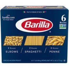 Pasta Side Dishes, Pasta Sides, Pasta Box, Penne Pasta, Nissin Cup Noodles, Elbow Pasta, Organic Quinoa, Spaghetti And Meatballs, Mac And Cheese