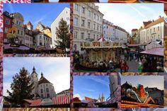 Regensburg - Christmas Market at Neupfarrplatz