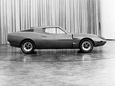 1975 Plymouth Barracuda concept | AmcarGuide.com - American muscle car guide