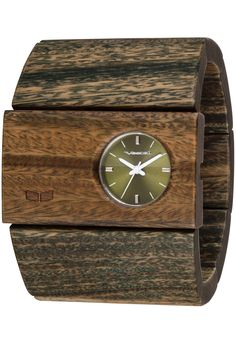 Vestal RSW006 Green Sandalwood #vestal #watch