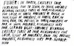Have a Gander! Holly Mills Illustration: The Shipping Forecast Shipping Forecast, Fisher, Archipelago, Google Search, Illustration, Illustrations
