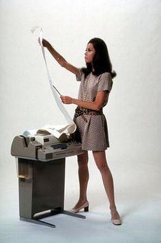 Sempre quis ser a Mary Tyler Moore!!! Viver e trabalhar em TV na década de 60/70!
