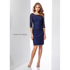 Social Occasions by Mon Cheri Mother of the Bride Dress 217850
