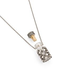 Petal Perfume Pendant: would be so great for carrying around essential oil