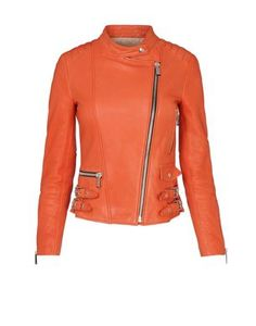 Leather outerwear Women's - BARBARA BUI