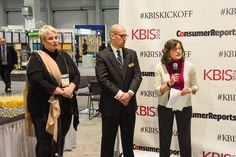 KBIS 2016 - Champagne & Cupcakes - #KBISKickoff