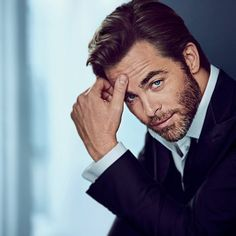 """""""Chris Pine as the face of Armani Code, the unforgettable fragrance for men by Giorgio Armani, shares his take on seduction and more on ArmaniBeauty.com"""""""