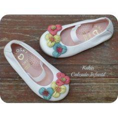 Zapatos niña Calzado infantil francesitas