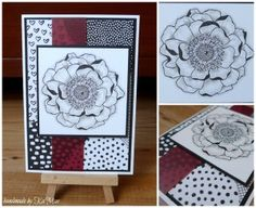 Kreativwerkstatt Karin Müller, Stampin' Up!, Blended Bloom