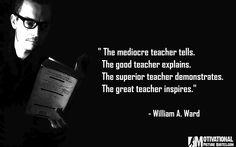 Motivational Quotes About Teachers - Motivational Picture Quotes
