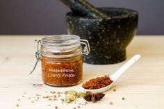 Vegane Massaman Curry Paste - Khrueang Kaeng Massaman