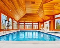 Traditional Pool Indoor Pool Design, Pictures, Remodel, Decor and Ideas - page 3