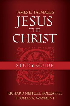 Jesus the Christ, a true gospel classic about the life and ministry of the Savior, has drawn readers closer to Christ for decades. Commemorating the anniversary of the publication of Jesus the Christ and aligned with the New Testament study.