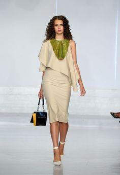 Korto Momolu - Runway - Mercedes-Benz Fashion Week Spring 2015