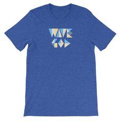 WAVE GOD - Unisex short sleeve t-shirt