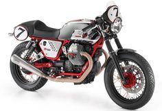 Moto Guzzi v7 Clubman Racer