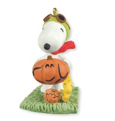 2012 Halloween - Snoopy and Woodstock o'Lanterns