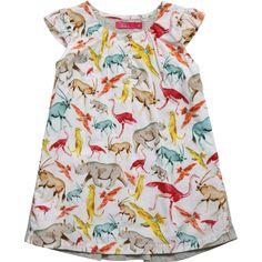 Cakewalk Animal Print Cotton Dress at Childrensalon.com up to sz 8?