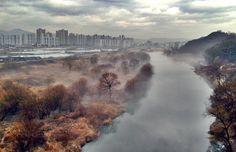 대전 갑천친수구역(도안호수공원) 3블록 아파트 2018년 상반기 분양, 12월 준공.
