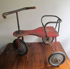 Catawiki online auction house: Flandria - Antique tricycle children's bike