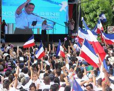 Las palabras de nuestro proximo Vicepresidente de la República René Portillo Cuadra