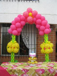 decoracion de fiestas infantiles - Google Search