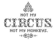 This is my mantra! Now if have to get back into needlepoint.