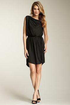 Black dress victoria secret 86th