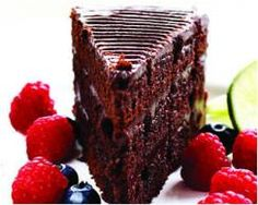 GF, Dairy-free Mocha Chocolate Cake - can also be made egg free with good results (see notes).