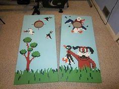 Duck Hunt bag boards