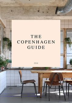 THE COPENHAGEN GUIDE (ONLINE)