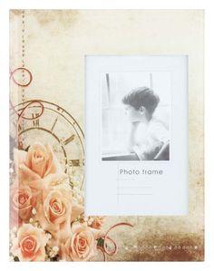 "Ramă foto ""Soft Roses"""