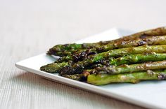 Grilled Asparagus with Coconut Aminos