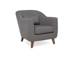 Buy Retro Tub Steel Chair | David Phillips Landlord Chairs