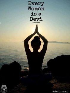 Every Woman is a Devi.... ~ Shikoba ✨WILD WOMAN SISTERHOOD✨ #WildWomanSisterhood…