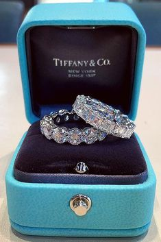 24 Tiffany engagement rings that will delight you - 24 Tiffany engagement rings . - 24 Tiffany engagement rings that will inspire you – 24 Tiffany engagement rings that will totally - Tiffany Jewelry, Tiffany Rings, Tiffany And Co, Tiffany Necklace, Tiffany Blue, Diamond Bands, Diamond Jewelry, Eternity Ring Diamond, Diamond Earrings