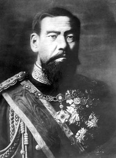 Emperor Meiji of Japan. February 3, 1867 – July 30, 1912. When Meiji became Emperor of Japan at the age of 14, Japan was a primitive and isolated country. By the end of his reign, Japan was an industrial powerhouse. Meiji was a key player in making Japan a major world superpower.