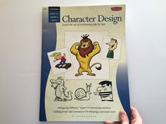 Flip Through - Character Design, Learn the art of Cartooning by Sherm Cohen Steps Design, Perspective Drawing, Figure Drawing, Art Education, Storytelling, Book Art, Concept Art, Personal Style, Character Design