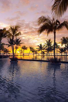 Sunset - Trou aux Biches Resort & Spa - Mauritius
